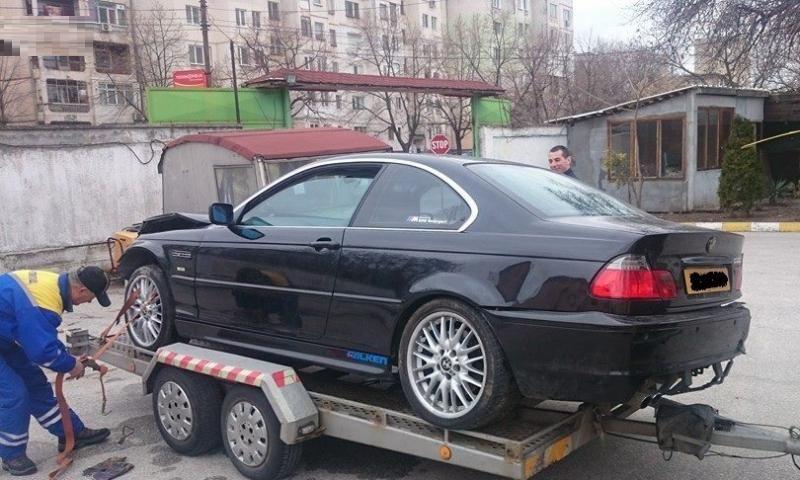 БМВ - Е46 - 330и - 231 коня - на части BMW E46 330i 231hp