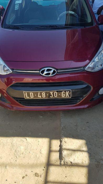 Vendo este Hyundai grande i10 tudo 1.2
