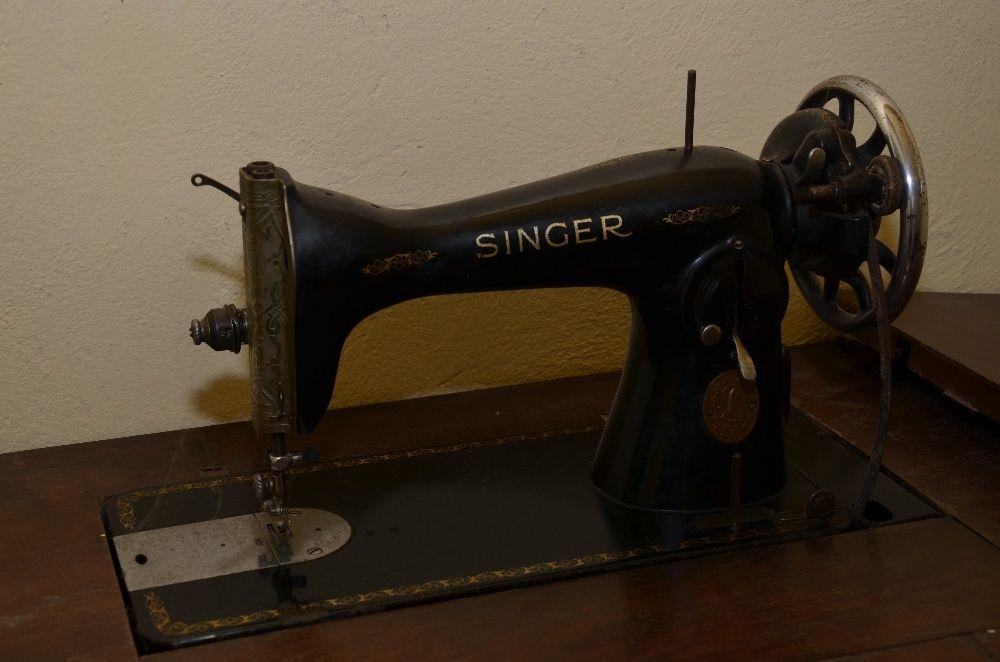 Vand masina de cusut Singer, fabricat in 1929