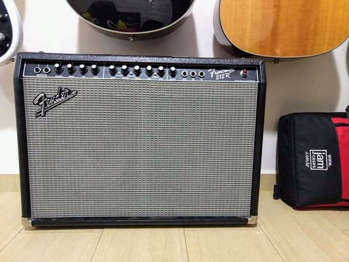 Coluna Amplificador Fender