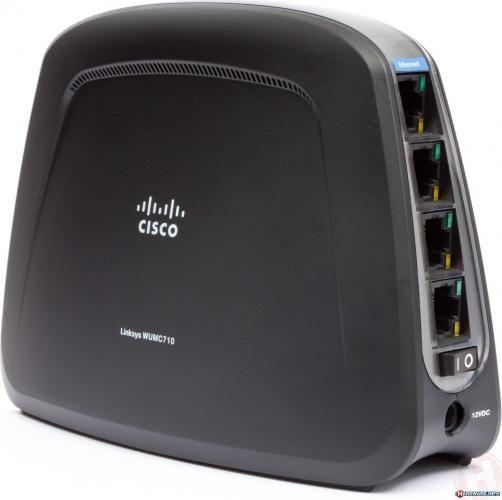 Access Point Wireless Linksys 5GHz WUMC710-EU