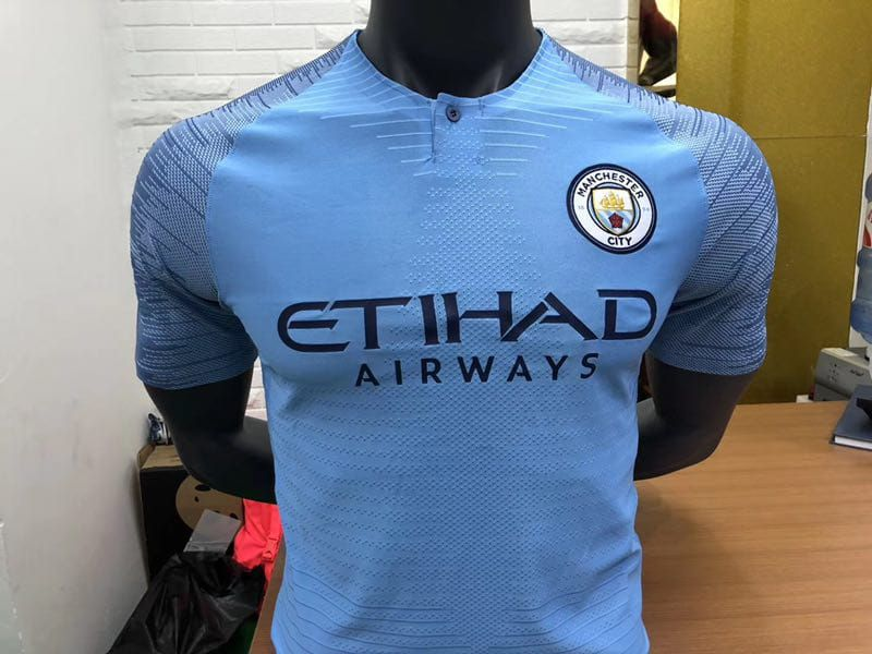 Camisetes do Manchester City