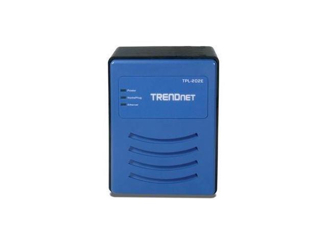 Ponte Fast Ethernet Powerline 85 Mbps TRENDnet
