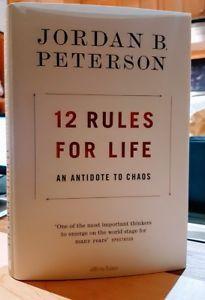 Cartea 12 Reguli de Viata ( Rules for Life ) Jordan B Peterson ebook