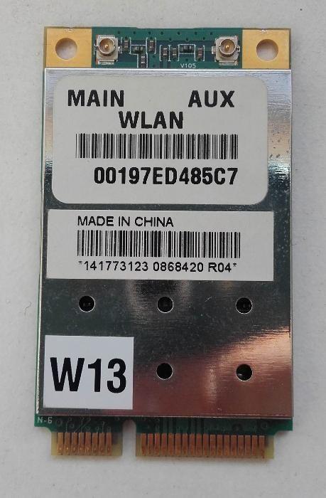 Modul WLAN, RJ11&45, adaptor, baterie laptop Sony Vaio VGN N38Z/W