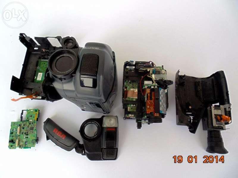 Американски стандарт- НТСЦ- разглобена видеокамера