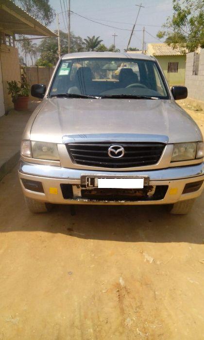Carrinha Mazda BT50 2900 Gasoleo