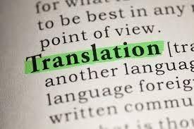 Tradução Certificada de Xitswa /Português, Vice-versa