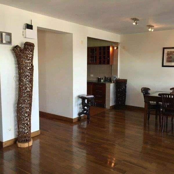 Arrendo Apartamento Duplex Tipo 3 na Ponta Vermelha num Condomínio