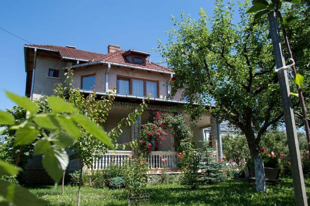 Casa cu arhitectura deosebita