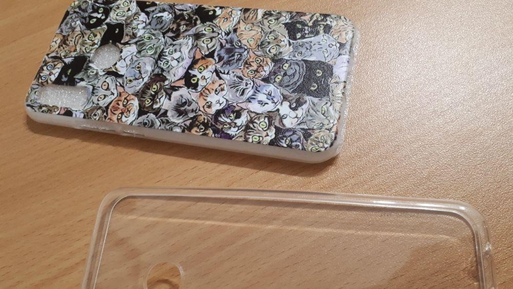 2 новых чехла Huawei p20 lite