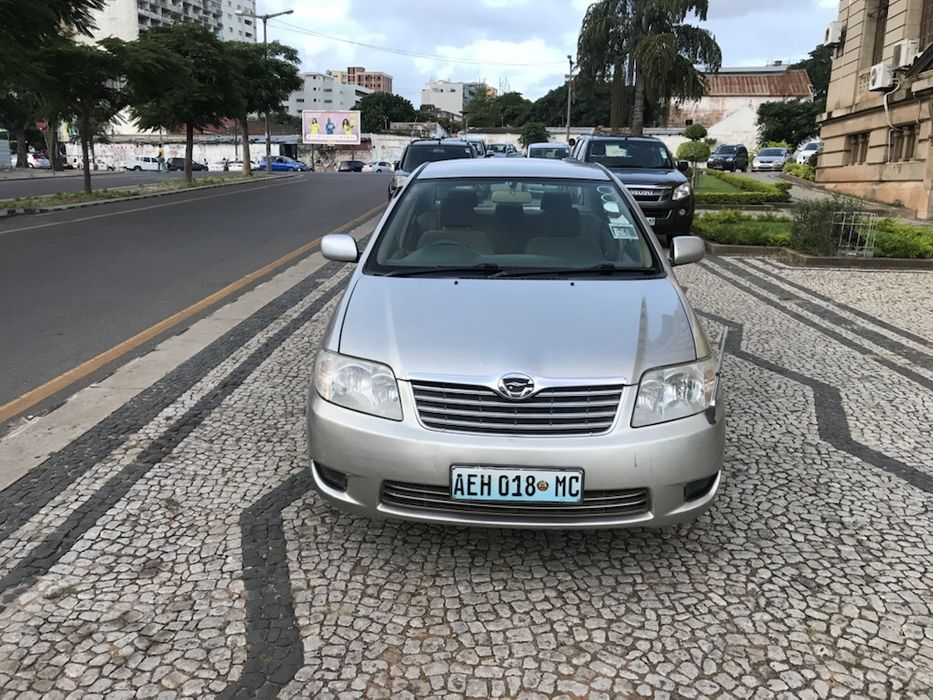 Vendo Toyota corola 2005