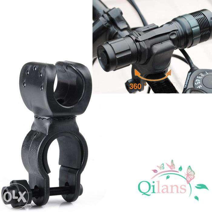 Suport lanterna far bicicleta 360 CREE Q5