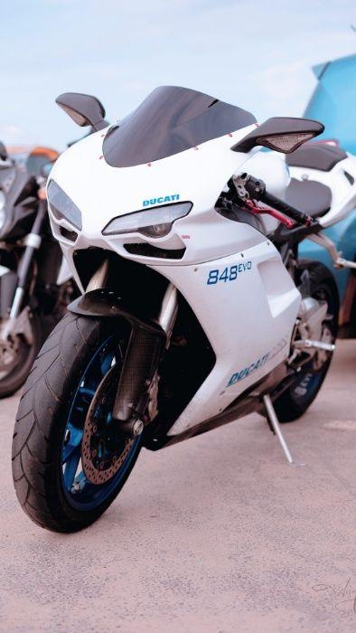 Ducati EVO 848