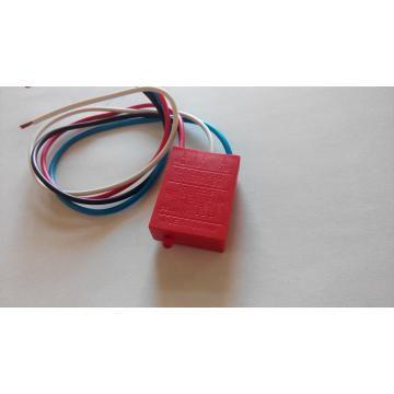 Aprindere electronica 6V cu + sau - la masa (sasiu) fara platina