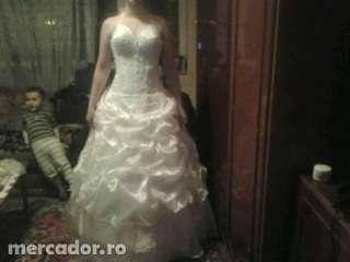 rochie de mireasa si de vânzare si de închiriat