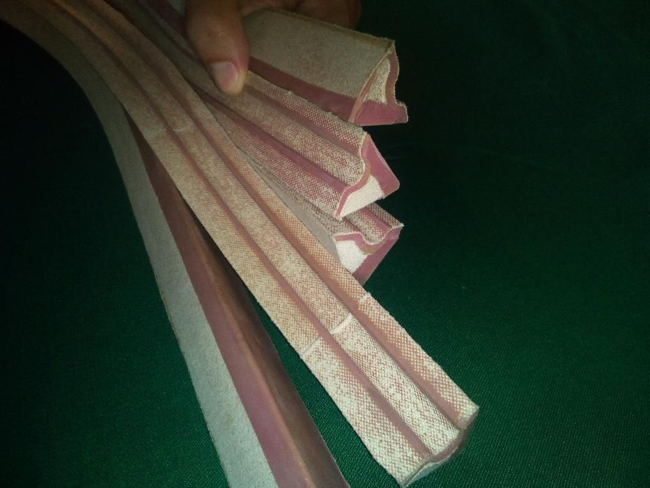mante triunghiulare pentru biliard