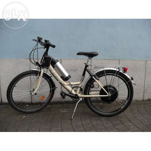 Електро колело велосипед 800вата.