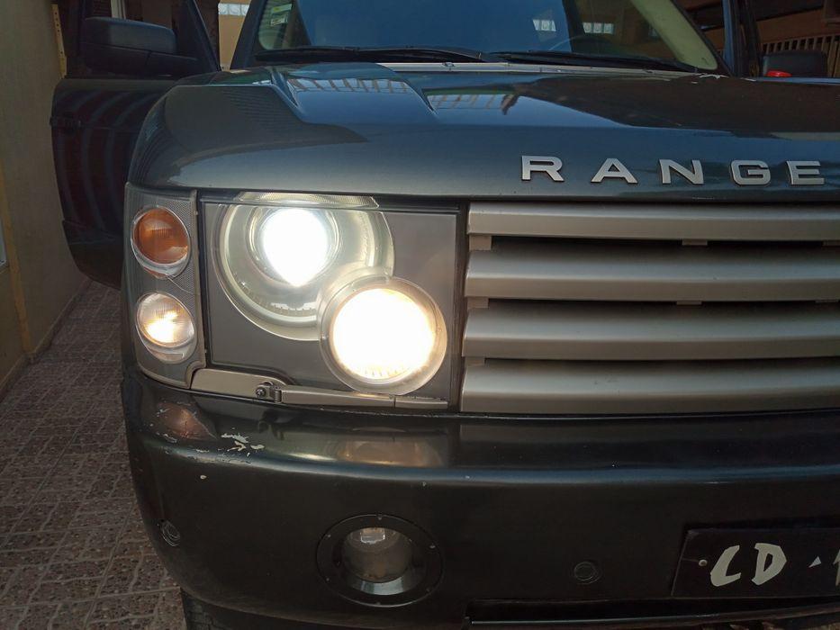 Despacho Range Rover tubarão
