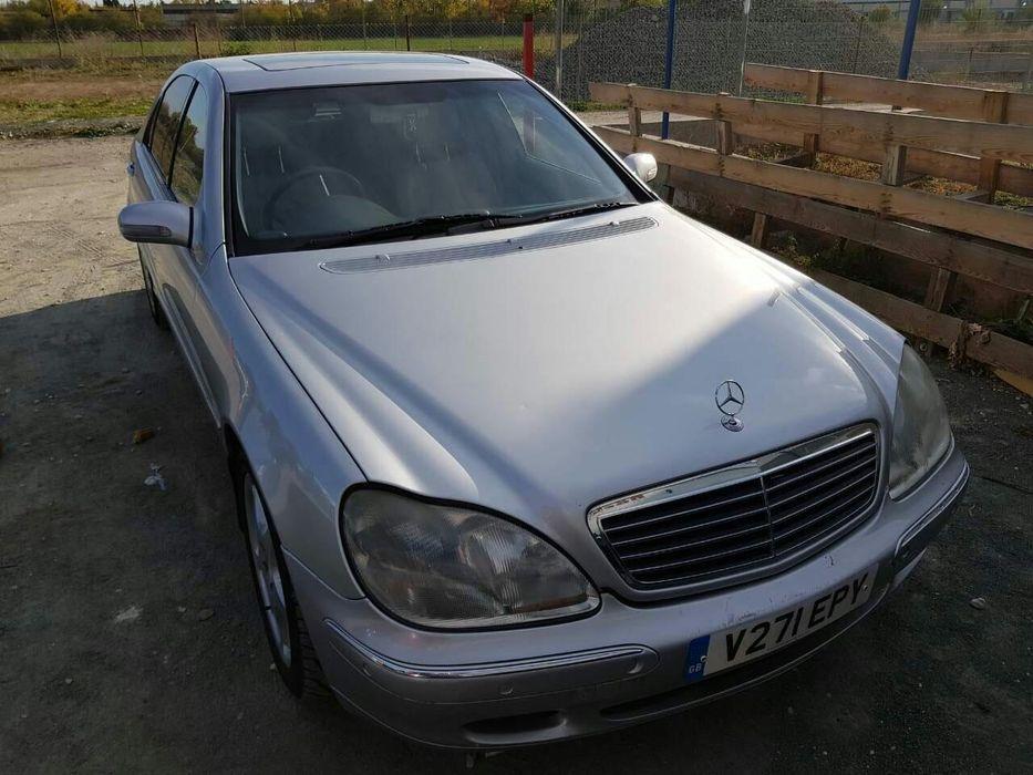 Мерцедес Mercedes S 430 2002 w220 в220 на части с. Равда - image 1