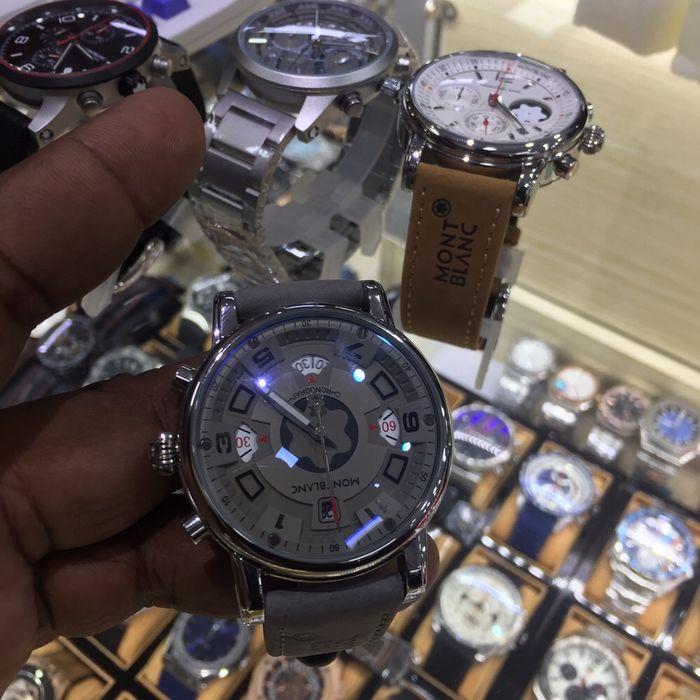 Relógios Mount blanc