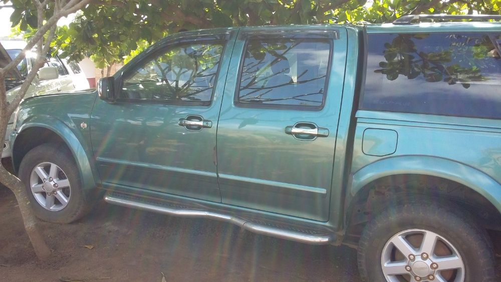 Vendo Isuzu Rodeo 2005