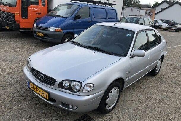 Toyota corrola a venda