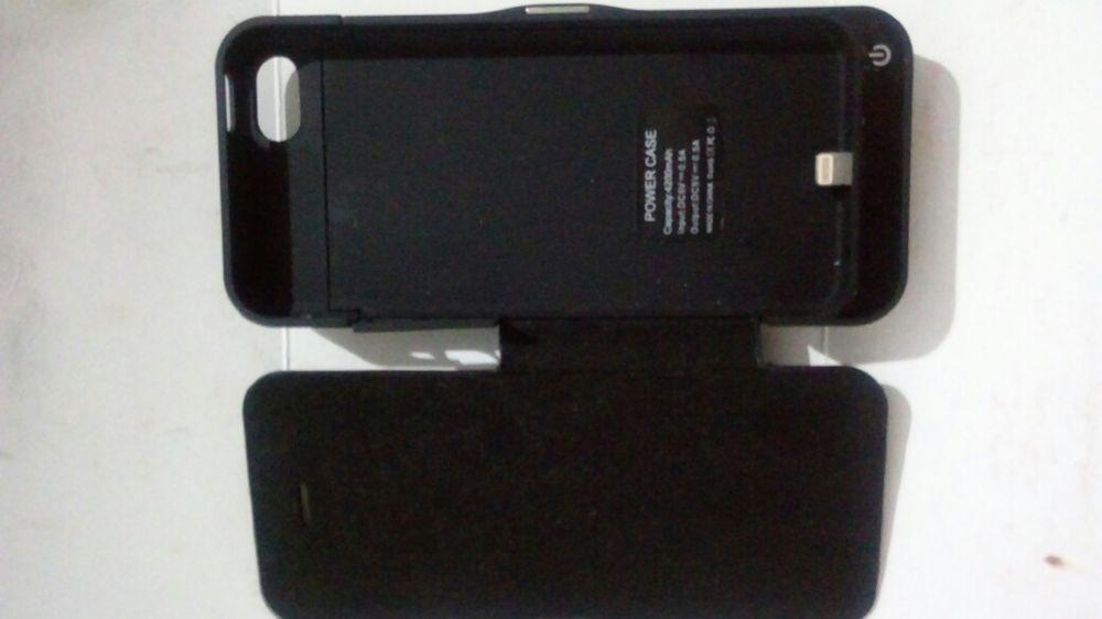 Чехол с встроенным ккумулятором для iphone SE, iphone 5 s