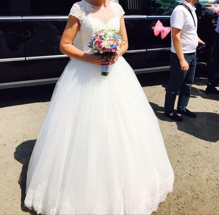 Свадебное платье! Продажа!