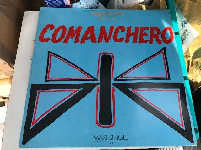 Disc vinil Comanchero Moon Ray