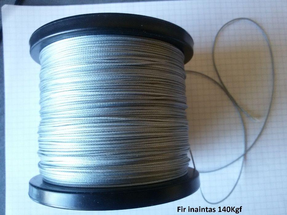 Fir textil inaintas de culoare gri, grosime 1,2mm pentru somn