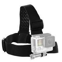 Head Strap action camera – prindere pe cap pt camerele GoPro