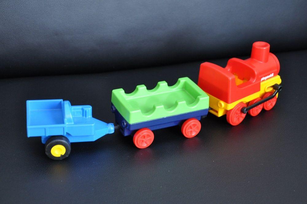 Trenulet Playmobiltren Locomotiva Si Vagoane Timisoara