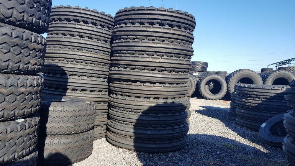 6.50-20 pneuri agricole noi cauciucuri cu garantie 2 ani 8 pliuri bune