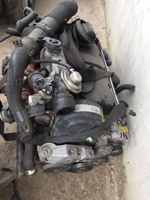 Motor 1.9 TDI atd turbo Electromotor alternator pompa vacuum injector