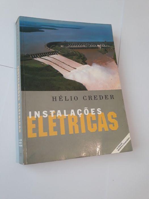 Instalações Elétricas -Autor Helio Creder