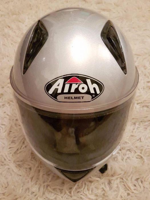 Casca moto noua, nepurtata, marca AIROH