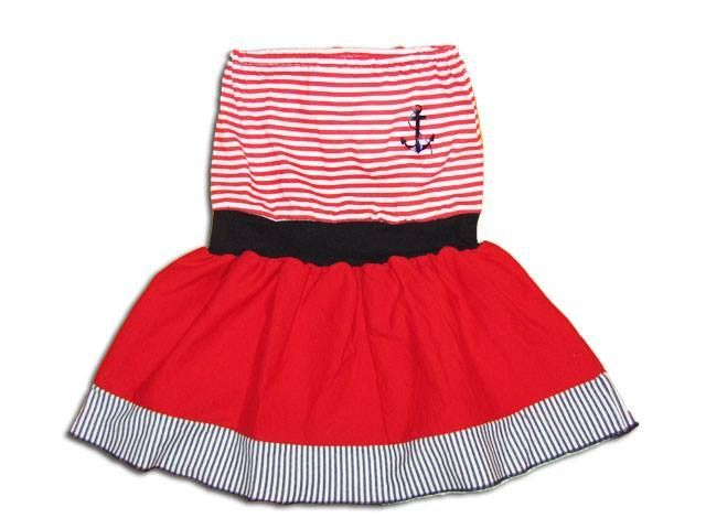 Rochita marinar sau salopeta, bumbac , bustiera - rochie copii