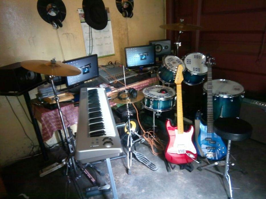 estudio completo de musica a venda