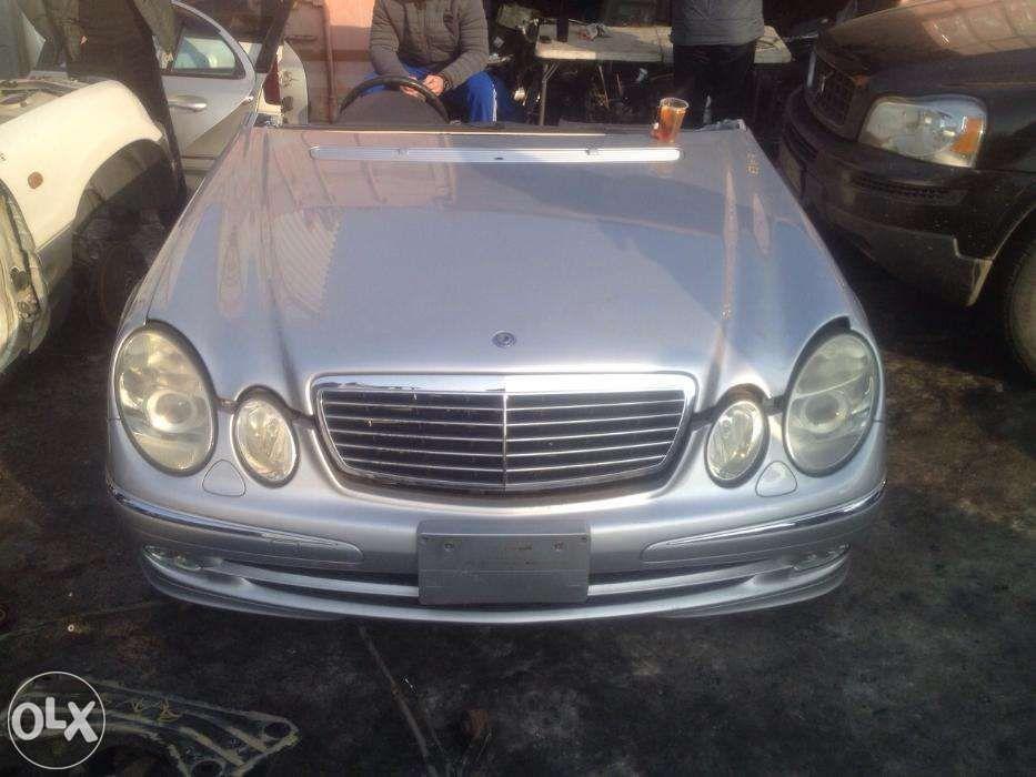 Запчасти на Mercedes-Benz W211