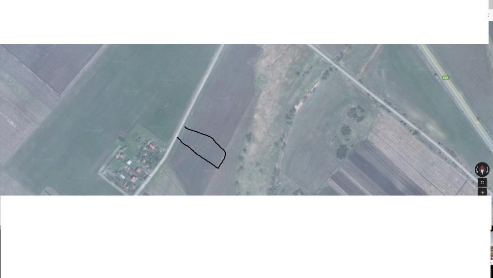 Продавам УПИ 2960 кв.м. във вилната зона на село Храбърско