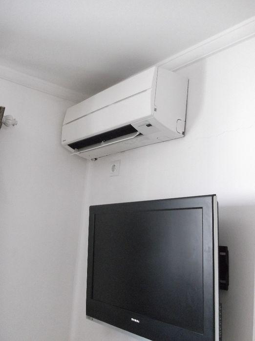 Manutenção preventiva e corretiva de ar condicionados