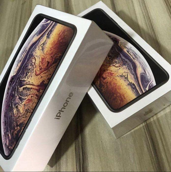 iPhone XS Max 512gb novos na caixa