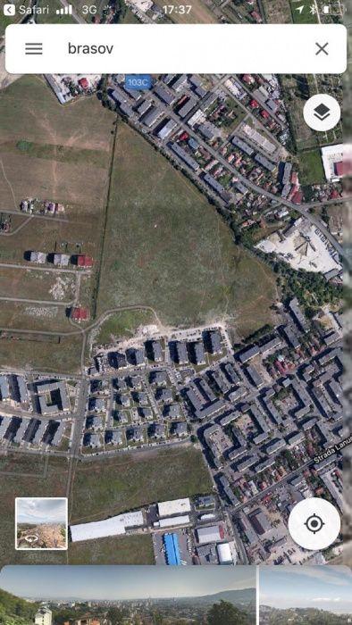 Teren pentru constructii blocuri in Brasov