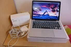 Macbook pro nova a venda