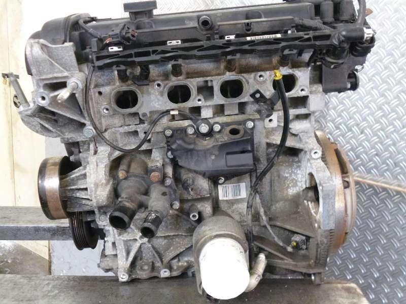 Motor SPJA 1.4 Benzina Ford Fiesta 2011