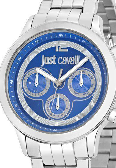 НОВ! ОРИГИНАЛ! Just Cavalli-мъжки часовник