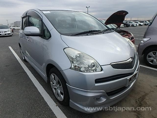 2008 Toyota Ractis 1.5cc - BF Supporters Nampula