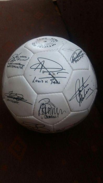Футболна топка колекционерска