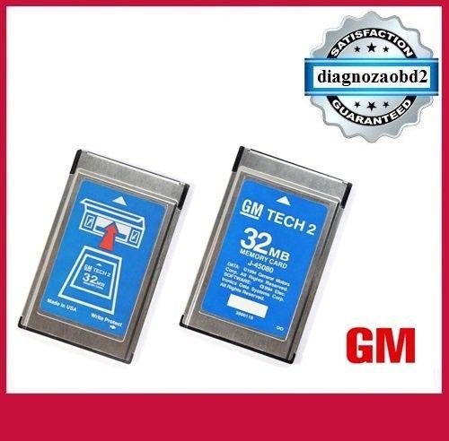 Card pt. tester diagnoza auto Tech 2 SAAB, OPEL, ISUZU, CHEVROLET